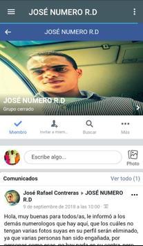 José Número RD screenshot 5