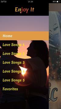 Love Songs Music screenshot 1