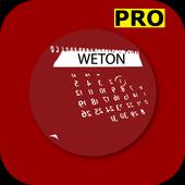 Kalkulator Weton Jawa Neptu Zodiak Shio Rezeki icon