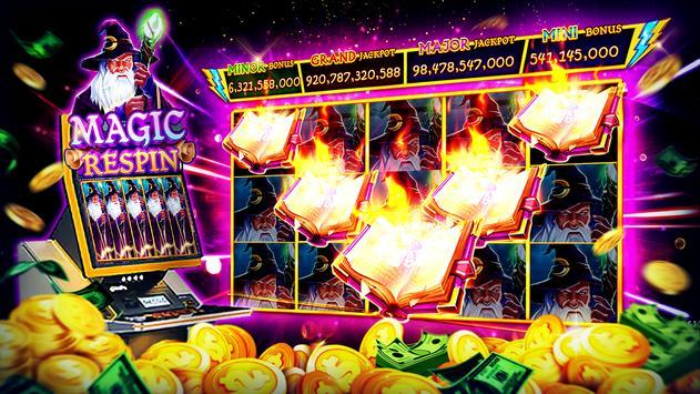 Jackpot Boom Free Slots : Spin Vegas Casino Games poster