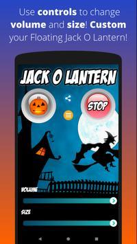 Jack O Lantern On the Screen Prank screenshot 3