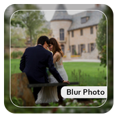 Blur Photo Editor : DSLR Effect icon
