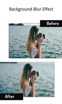 Blur Photo Editor : DSLR Effect screenshot 2