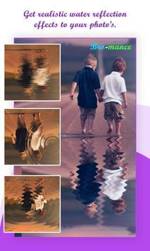 Water Reflection Photo Frame screenshot 1