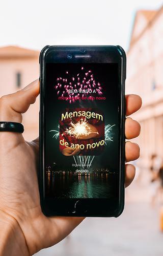 Mensagem De Ano Novo 2020 Para Android Apk Baixar