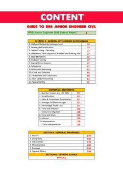 Guide RRB Junior Engineer Civil screenshot 1