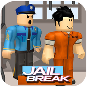 Escape Jailbreak Roblox's Mod: Jail Break
