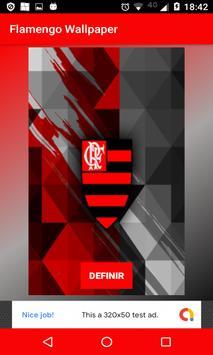 Flamengo Wallpaper - Papel de Parede screenshot 4