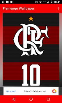 Flamengo Wallpaper - Papel de Parede poster