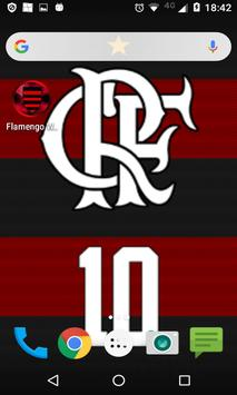 Flamengo Wallpaper - Papel de Parede screenshot 2