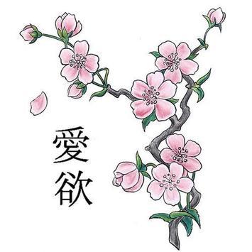 Japanese Tattoo Design V3 poster