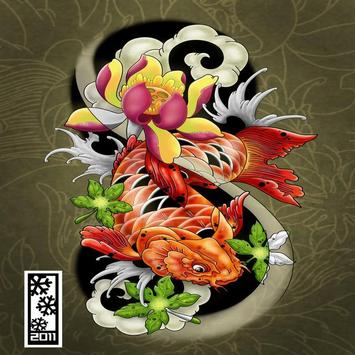 Japanese Tattoo Design V3 screenshot 6