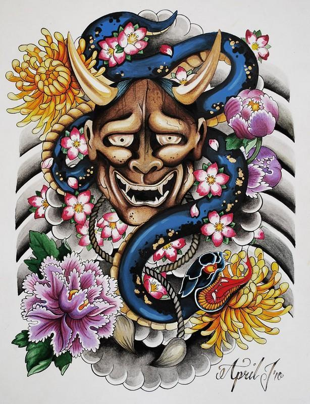 Japanese Tattoo Wallpaper For Android Apk Download