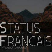"Status francais ""Citations francais"" icon"