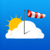 Weather on Maps icon