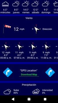 Weather on Maps screenshot 7