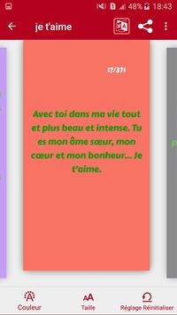 Je Taime Sms 2019 For Android Apk Download