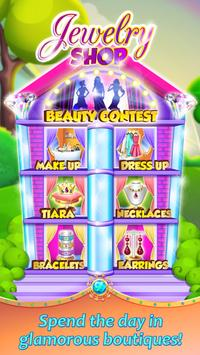 Jewelry Shop Games: Princess Design poster