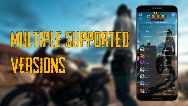 Battlegrounds Advanced Graphics Tool [NO BAN] for Android - APK Download