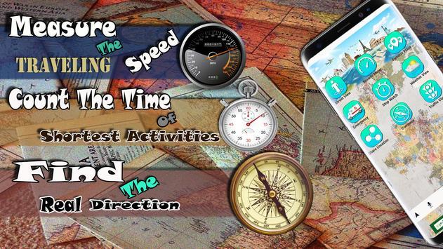 Digital Compass & Navigator 2019 screenshot 10