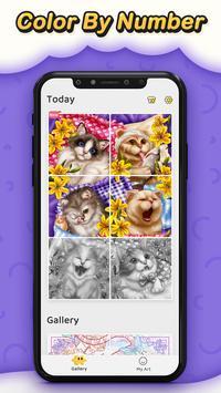Jigsaw Coloring screenshot 5