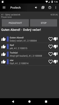 Jiki Německá slovíčka screenshot 6