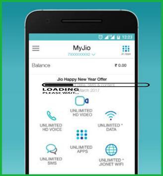 Free My Jio App 2019 Info screenshot 1