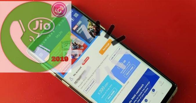 Free My Jio App 2019 Info screenshot 2