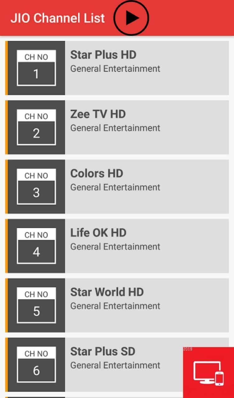 Jio TV for Android - APK Download