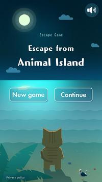 Escape Game:Escape from Animal Island poster