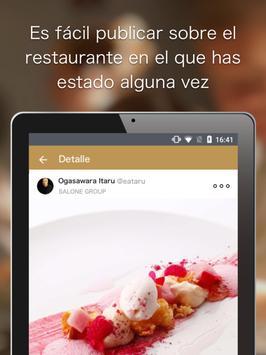 Foodion captura de pantalla 11