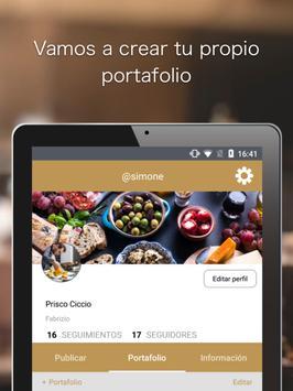 Foodion captura de pantalla 14