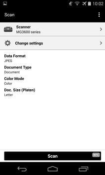 Canon PRINT Inkjet/SELPHY screenshot 3
