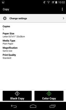 Canon PRINT Inkjet/SELPHY screenshot 4