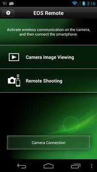 EOS Remote syot layar 4