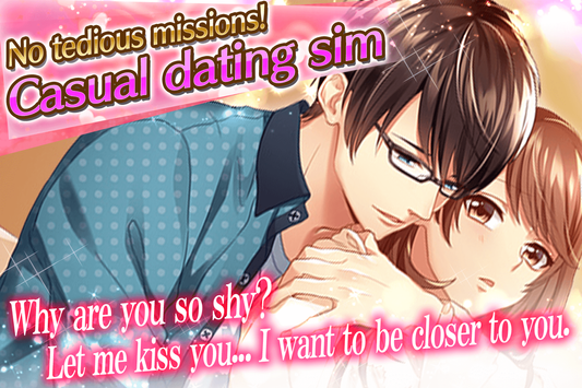 Free Otome Games : Double Proposal screenshot 1