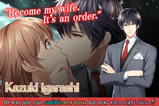 Free Otome Games : Double Proposal screenshot 3