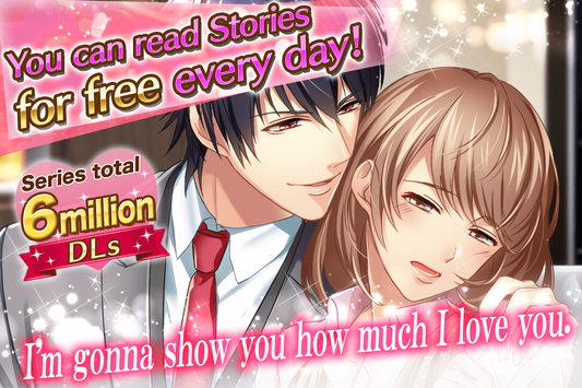 Free Otome Games : Double Proposal screenshot 8