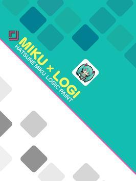 Hatsune Miku Logic Paint screenshot 8