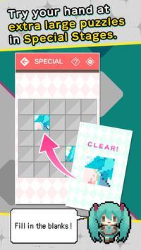 Hatsune Miku Logic Paint screenshot 2