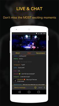 OPENREC.tv screenshot 1