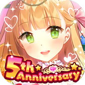 ウチの姫さまがいちばんカワイイ -ひっぱりアクションRPGx美少女ゲームアプリ- icon