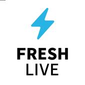 FRESH LIVE アイコン