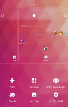 Đổi giao diện miễn phí +HOME ảnh chụp màn hình 5