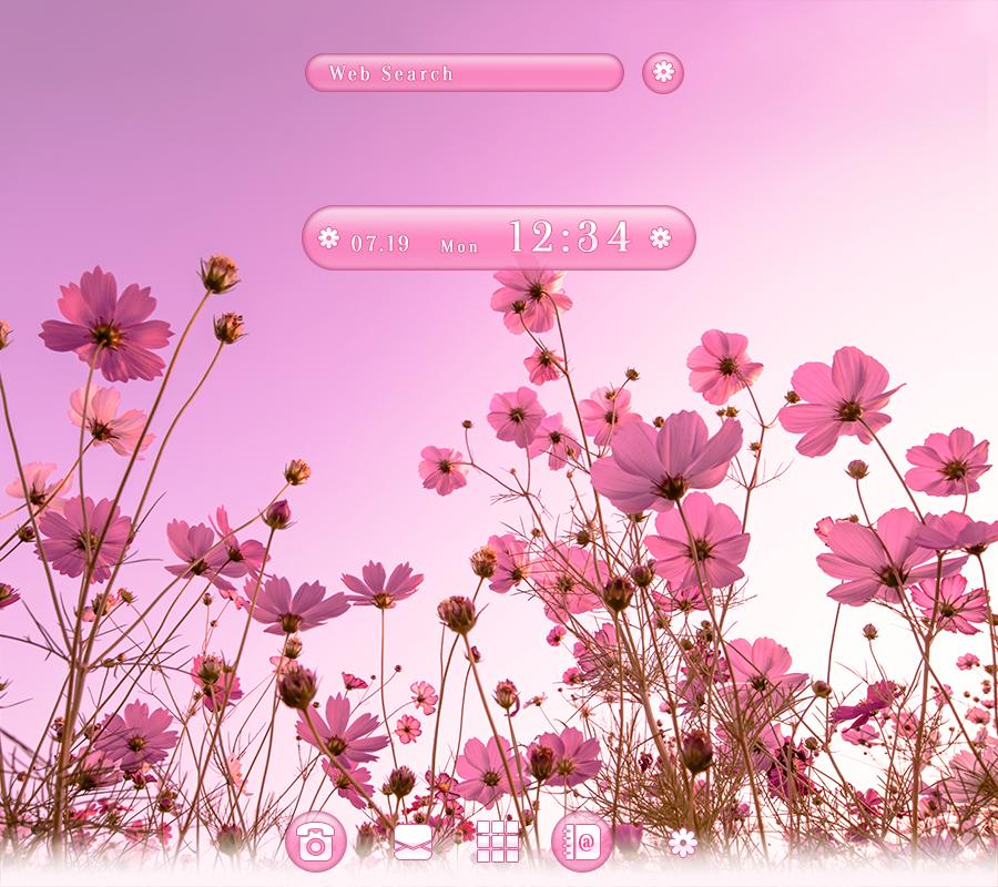Pastel Pink App Logos Roblox Beautiful Wallpaper Pastel Pink Cosmos Theme For Android Apk Download