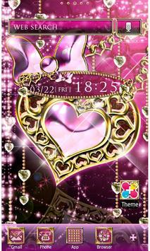 Charm of LOVE Wallpaper Theme poster