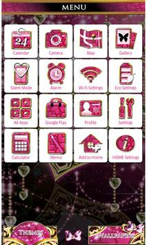 Charm of LOVE Wallpaper Theme screenshot 1