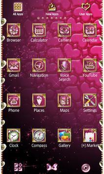 Charm of LOVE Wallpaper Theme screenshot 2