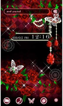 Rose Wallpaper -Gothic Roses- poster