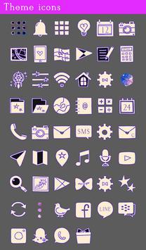 Stylish  Wallpaper Galaxy Dreamcatcher Tema screenshot 3
